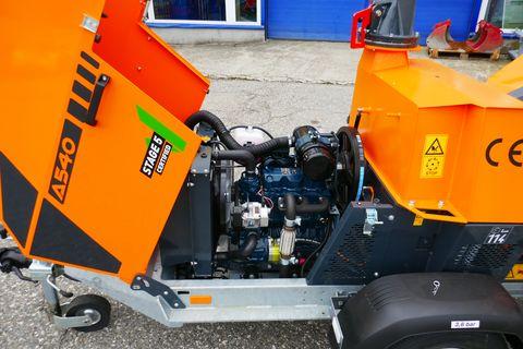 Jensen A540