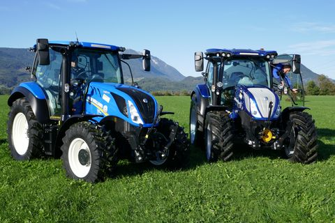 New Holland T5.110 - 140 AC