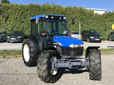 New Holland TN-S 75 A DeLuxe