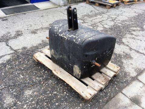 New Holland Front - Heck - Gewicht