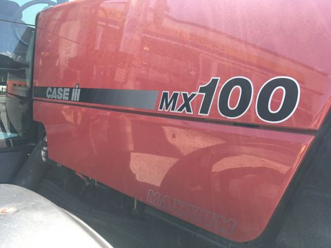 Case IH Maxxum 100