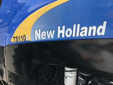 New Holland TS 110 Electro Command
