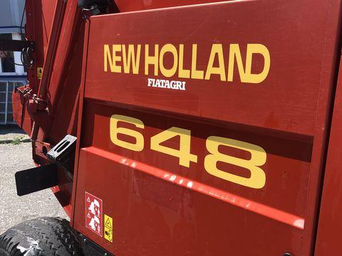 New Holland 648 CC