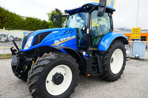 New Holland T6.155 Auto Command SideWinder II