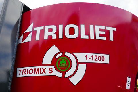 Trioliet Triomix S 1-1200