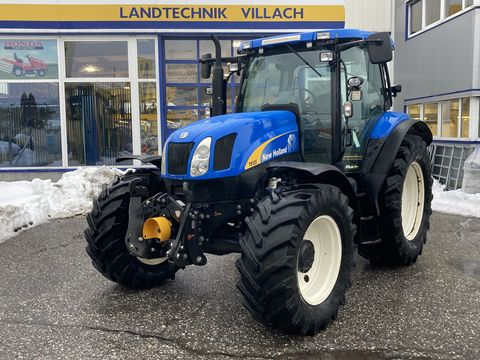 New Holland TS 125 Active Electro Command
