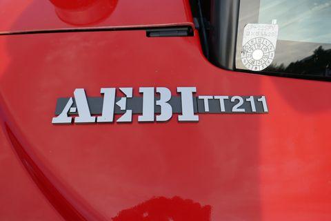 Aebi TT 211 Hydro