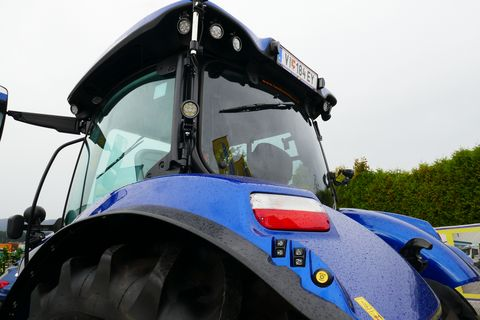 New Holland T6.180 Auto Command SideWinder II