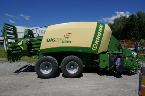 Krone Big Pack 1270 XC High Speed