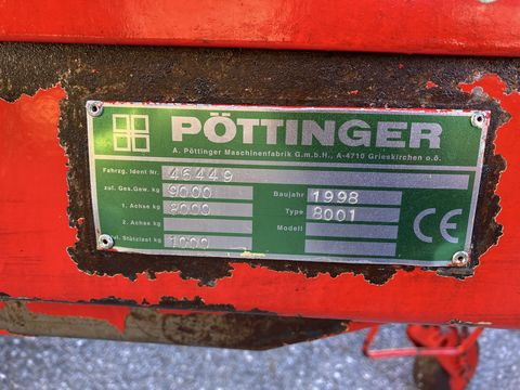 Pöttinger 8001