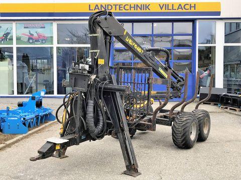 Uniforst Rückewagen 9t