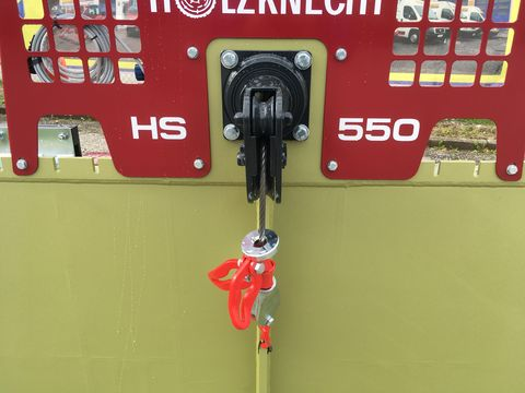 Holzknecht HS 550