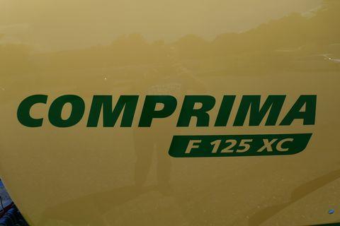 Krone Comprima F 125 XC