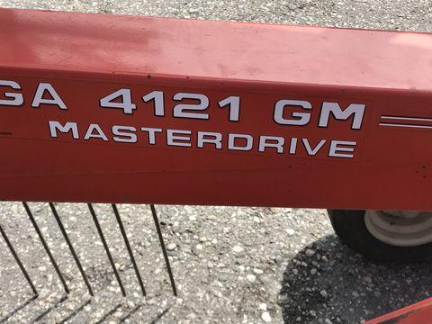 Kuhn 4121 GM Masterdrive