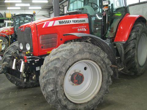 Massey Ferguson 6465 Dyna-6