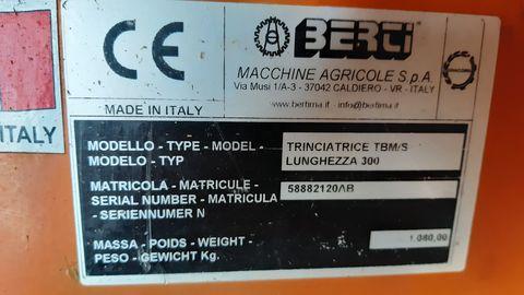Berti Berti TBM/S 300