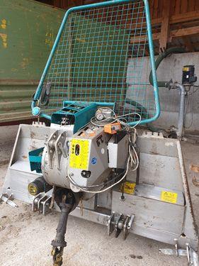 Pfanzelt DW 9172 / 7,2 Tonnen