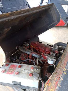 Sonstige Fiat Stapler Diesel