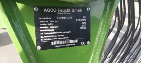 Fendt Forma351dn