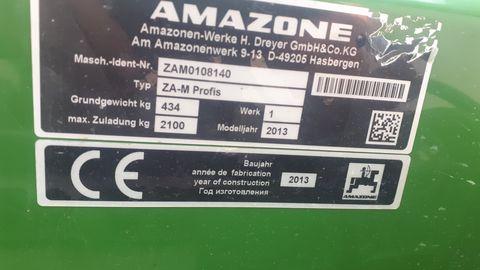 Amazone ZAM Profis