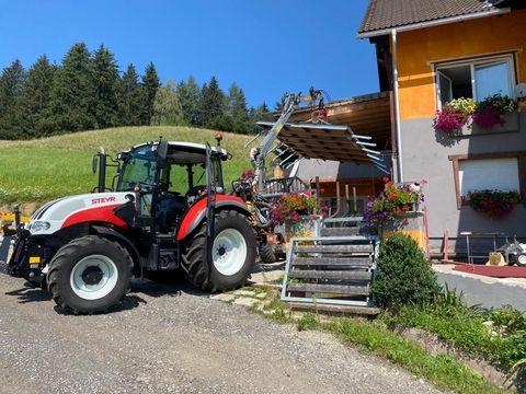 Steyr Kompakt 4055 S Komfort Stufe3B