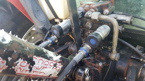 Steyr Kompakt 375 A Profi