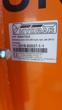 Hydrac Schneeschild 290