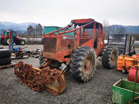 Timberjack 225D
