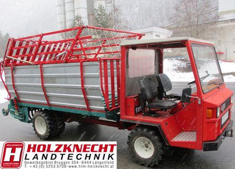 Aebi TP 27 TP27 Ladewagen 3-Seitenkipper