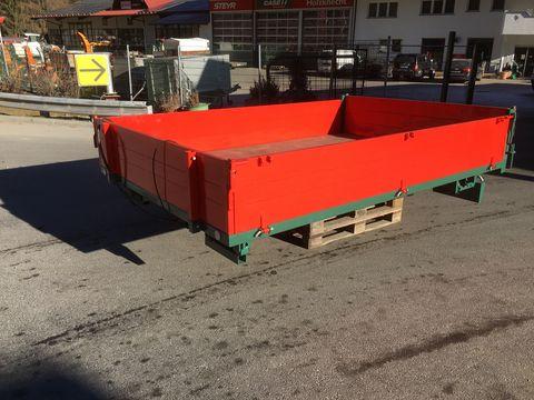 Sonstige Aufbaukipper Kipper 3x2m zu Lindner Uni kurz