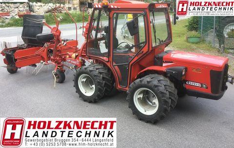 Antonio Carraro TTR4400 HST Hydrostat SIP Kreisler Bandrechen