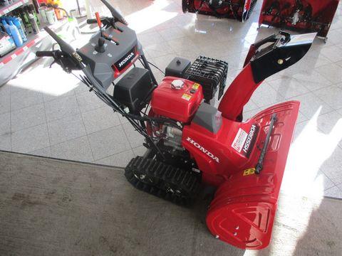 Honda HSS1380A TD Raupe 80cm Hydro 13PS E-Start