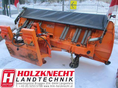 Hydrac U3-300 L 3-schar Anbauplatte Euro3 Staubschutz