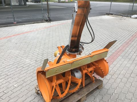 Zaugg Schneefräse SF55-45-130 Holder Carraro