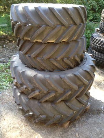 Michelin Reifensatz Steyr Multi 540/65R38. 440/65R24
