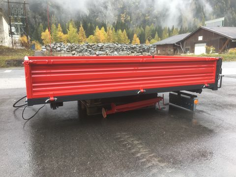 Sonstige Aufbaukipper 2,80x1,80m Lindner Reform AEBI