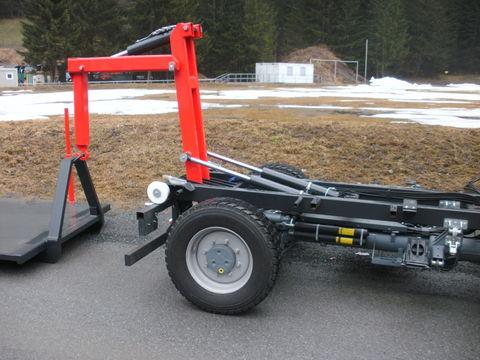Sonstige HLM - Abrollkipper ARK-50 Holzknecht