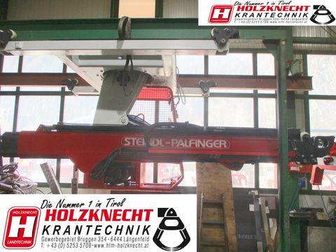 Stepa HDK60.11 Heukran RW11m Schopp 3-fach Spur 1,80