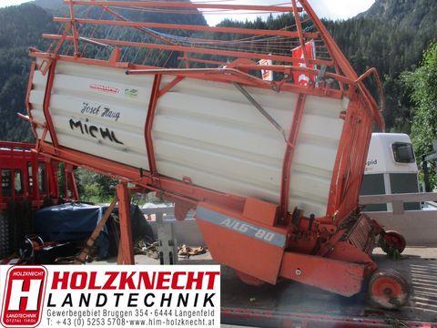 Trunkenpolz Ladewagen ALG80 zu Reform Muli kurz