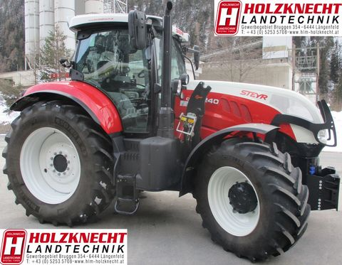 Steyr 6240 CVT Hi-eSCR Profi