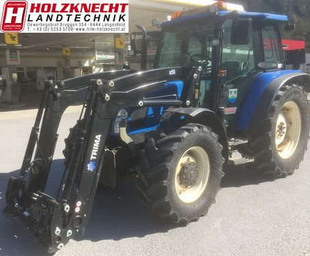 New Holland TL 80A Turbo Powershuttle Quicke Frontlader