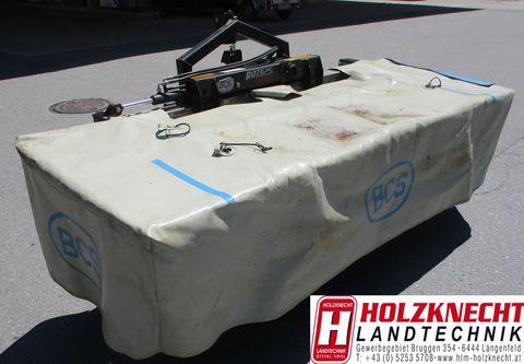 BCS Frontmähwerk ROTEX TR5 2,2m hydr. Seitenverschub