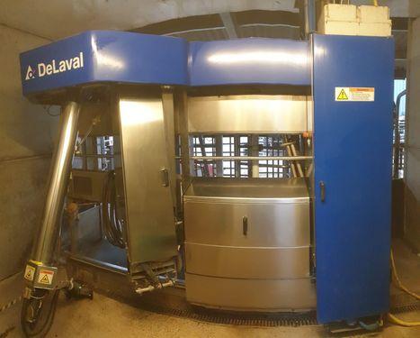 De Laval VMS Melkroboter