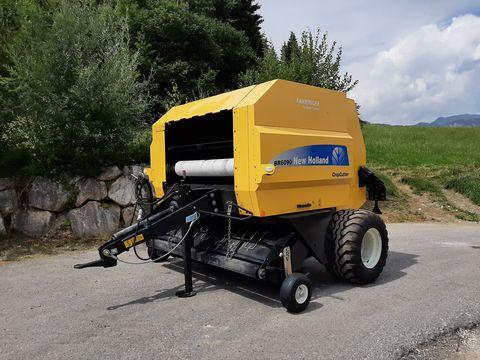 New Holland Rundballenpresse BR 6090