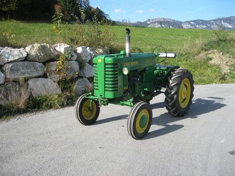 John Deere M 61 T