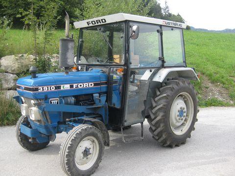 Ford 3910 Economy