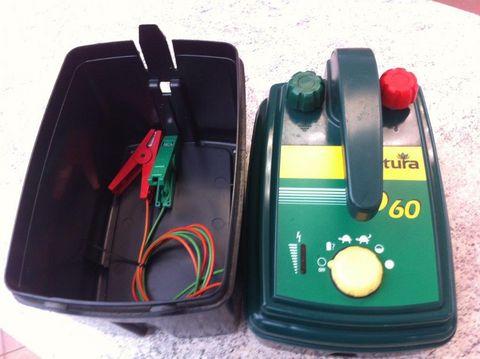 Sonstige Patura Batterie Weidezaungerät P60
