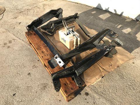 Hydrac Frontladerkonsole für Steyr 8065 A