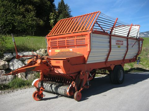Kemper Ladewagen L810