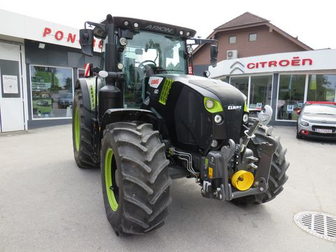 Claas Arion 610 CMATIC CEBIS